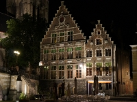 3 of 19 An evening in Ghent