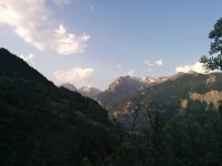 6 of 66 Early morning start in the Alpes